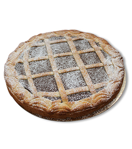 crostata al ciccolato