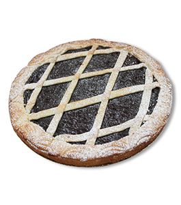 crostata alla visciola